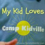 Camp Kidville Las Vegas Prepared My Family For Preschool | Post Camp Interview @KidvilleLV