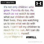 Under Armour What's Beautiful Challenge #FitFluential #IWILL