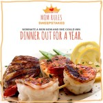 """Nominate """"Mother of The Year"""" to Win Dinner out for a Year from Restaurant.com"""