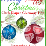 Merry Fluffy Christmas Cloth Diaper Event #Giveaway #FluffyXmas #ClothDiaper (US/CAN)