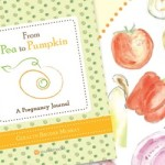 From Pea to Pumpkin Pregnancy Journal | #Giveaway