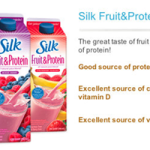 Silk Fruit&Protein Love It Or Your Money Back! Review and Giveaway