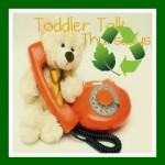 Toddler Talk Thursday {Earth Day}