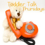 Toddler Talk Thursdays ~ Third Edition (Food)
