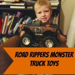 Toy State Road Rippers Monster Truck Toys