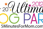 Welcome to the Ultimate Blog Party | $100 Amazon Gift Card Giveaway #UBP12