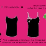 Undercover Mama #Breastfeeding Tank Top #Giveaway {September Sprinkles Mom & Baby Event} US 2 Winners!