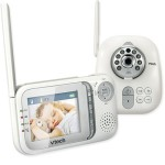VTech Safe and Sound Full Color Video and Audio #Baby Monitor #Giveaway {September Sprinkles} US/CAN