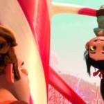 Disney Movie Wreck-It-Ralph Film Clip – Ralph Meets Vanellope