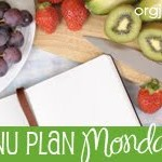 Menu Plan Monday ~ Week 4