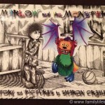 Marlow and The Monster Children's Book Review and Giveaway