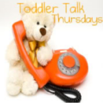 Toddler Talk Thursday {Week 30 – Mama's Lil Helpers!}