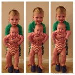 Brothers:The Outtakes {Wordless Wednesday}
