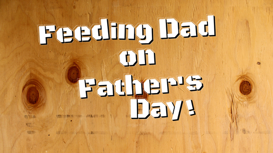 """""""Father's Day Food"""" """"Manly Meat"""" """"Meat Dishes"""" """"Meat Recipes"""" """"Father's Day Recipes"""" """"Sweet Treats"""" """"Sweet Recipes"""""""