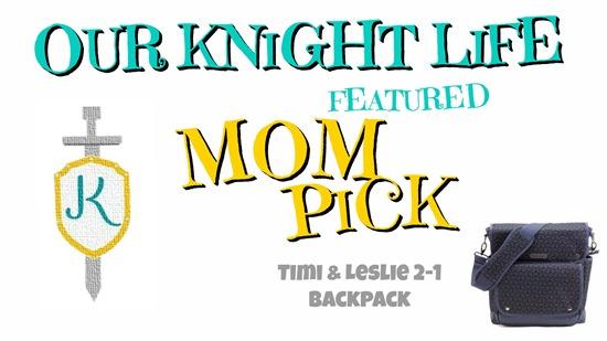 """timi & leslie"" ""backpack diaper bag"" ""timi & leslie Review"" ""baby gear"""
