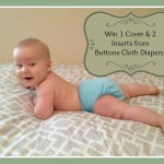 Buttons Diapers Giveaway!