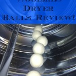 Woolzies Dryer Balls {Review & Giveaway}