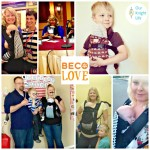 Help Break the #Babywearing World Record with @MommyCon @BecoBaby