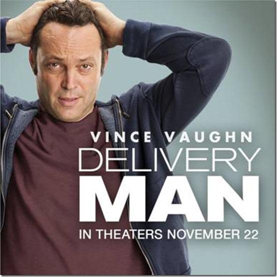 """Delivery Man movie"" ""Vince Vaughn"" ""DreamWorks Movie"" ""Movie Trailer"" ""Delivery Man Movie Trailer"