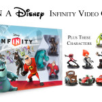 Disney Infinity Video Game Giveaway #DisneyInfinity
