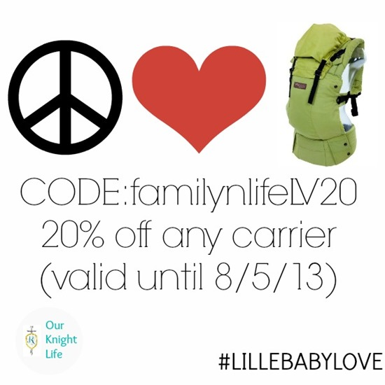 """lillebaby Coupon"" ""baby carrier coupon"""