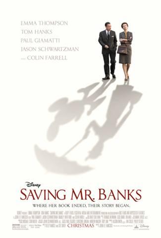 """Disney Saving Mr. Banks Movie"" ""Saving Mr. Banks Movie"" ""Disney Movie"" 'Walt Disney Movie"" ""Tom Hanks"""