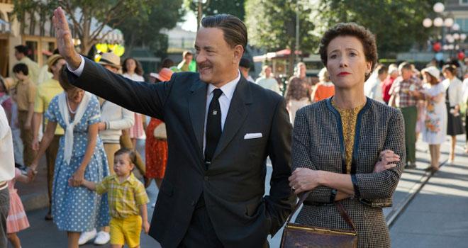 """""""Saving Mr. Banks"""" """"Tom Hanks"""" """"Walt Disney"""" """"Disney Movie"""" """"Saving Mr. Banks Movie"""""""