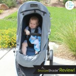 Snoozeshade the MUST HAVE stroller accessory!