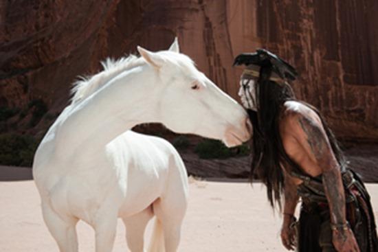 """The Lone Ranger"" ""The Lone Ranger Review"" ""Lone Ranger Movie Review"" ""Johnny Depp"""