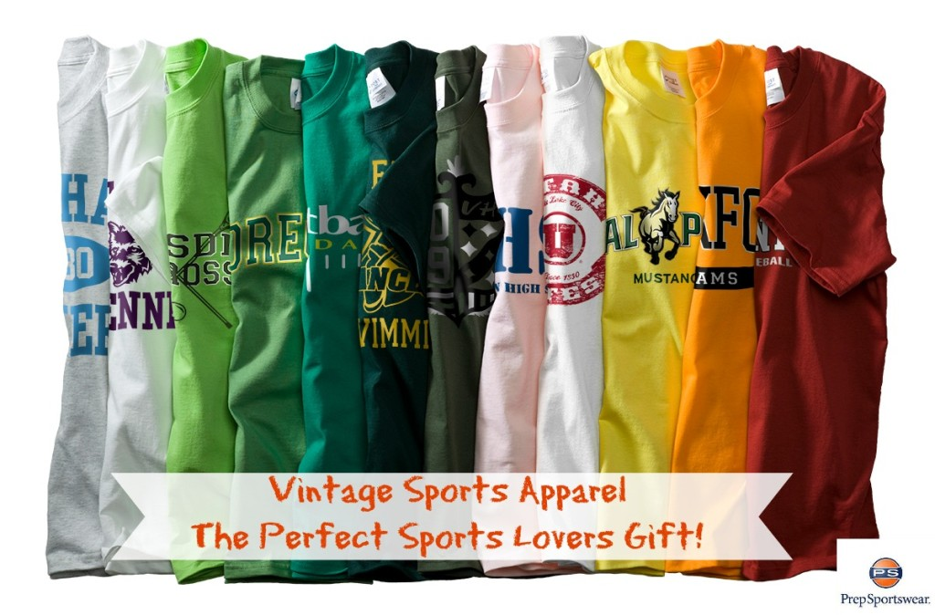 """""""Vintage Sport Shirts"""" """"Gifts for Sports Fans"""" """"Prep Sportswear Review"""" """"Team Logos"""" """"Vintage Team Logos"""""""