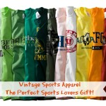 Vintage Sports Apparel – The Perfect Sports Lovers Gift!