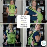 Fall In Love with the lillebaby COMPLETE Baby Carrier #Babywearing #Lillebabylove