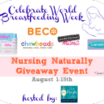 Naturally Nursing Breastfeeding Giveaway Event ($291) (US Only) #Giveaway