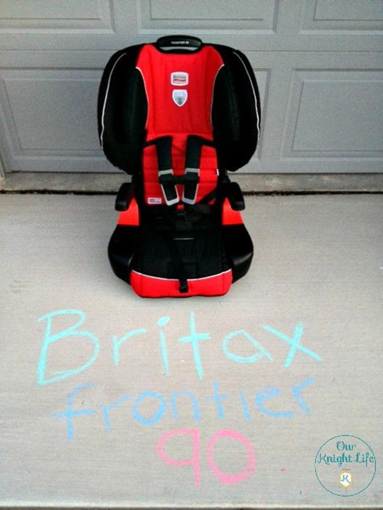 """Britax Frontier 90"" ""Britax"" ""Car Seat"" ""Booster Seat"" ""Britax Frontier 90 Harness 2 Booster"" ""Review"""