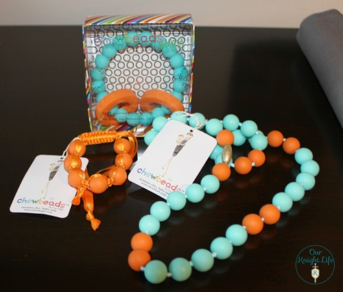 Chewbeads Teething Jewelry Review