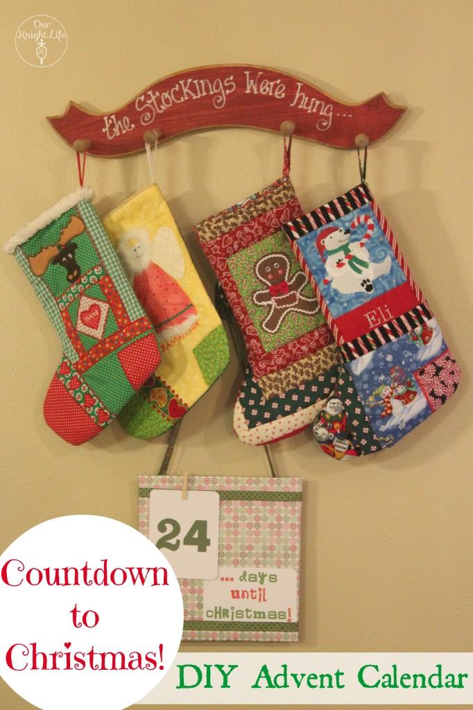 """advent calendar"" ""Christmas countdown"" ""Christmas Craft"""