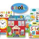 Back To School with Schoolies! #Schoolies #Giveaway (US)