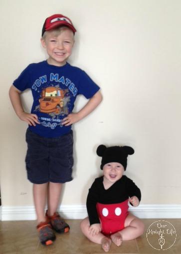 """""""baby mickey"""" """"Mater"""" """"Lightening McQueen"""" """"Disney Siblings"""""""