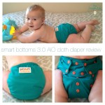 Smart Bottoms Smart One 3.0 All In One Cloth Diaper Review