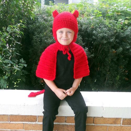 Handmade Devil Costume