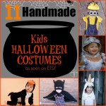 11 Handmade Kids Halloween Costumes from Etsy