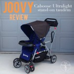 Joovy Caboose Ultralight Stand-on Tandem Stroller Review