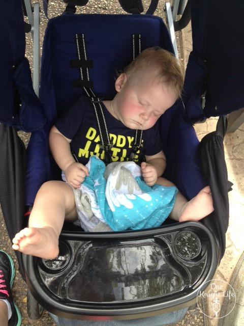 """Joovy"" ""Joovy Caboose Ultralight Review"" ""Stroller Review"" ""Double Stroller"" ""Stand on Stroller"" ""sleeping baby"""