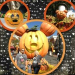 """Disneyland"" ""Halloween"" ""Halloweentime at Disneyland"" ""Mickey's Halloween Party"""