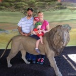 Knights On Vacation in San Diego! Part 1: San Diego Zoo and The Safari Park