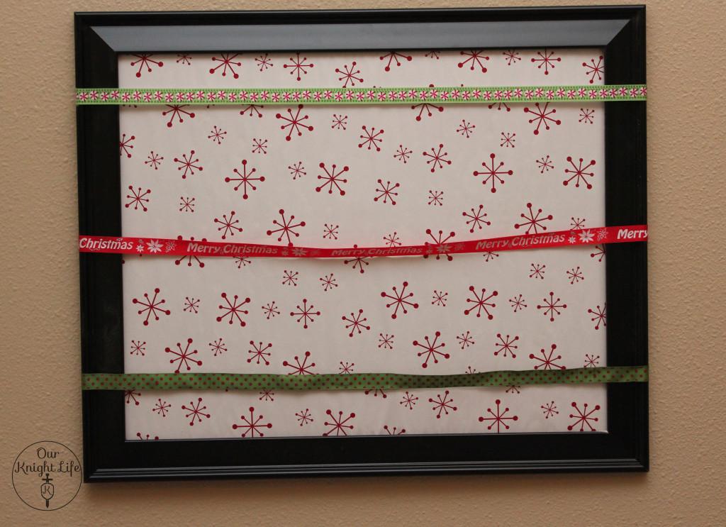 """Display Your Christmas Cards"" ""Christmas Cards"" ""Holiday Cards"" ""Hanging Holiday Cards"" ""Christmas Crafts"" ""DIY Craft"""