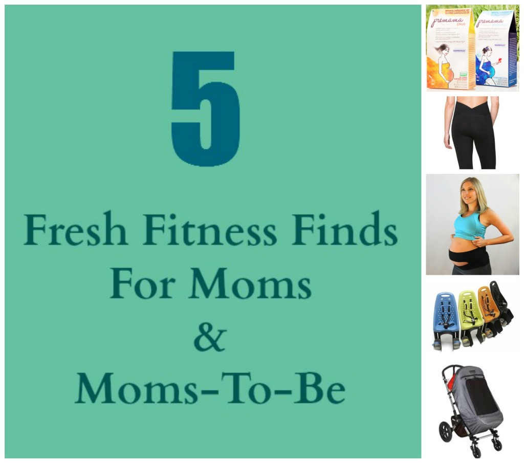 """""""Fitness Products"""" """"Fitness for new moms"""" """"Maternity Fitness apparel"""" """"FitFluential Finds"""" """"Abc Kids Expo"""""""