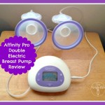 Affinity Pro Double Electric Breast Pump from Lansinoh