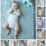 Wordless Wednesday {The 9 Month Baby Pictures I Never Posted}