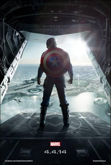"""""""Marvel"""" """"Captain America"""" """"Captain America: The Winter Soldier"""" """"Avengers"""" """"Disney"""""""